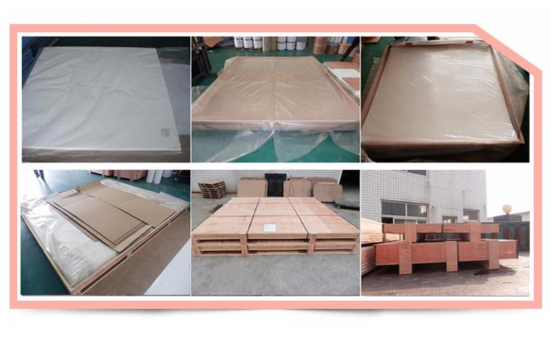 Sodium Treatment PTFE Board