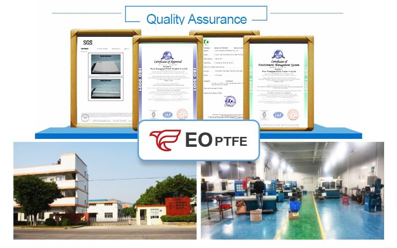 Enhance Wear Resistance Filled PTFE Products