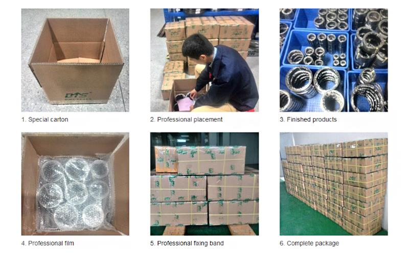 Hydraulic Piston Gliding ring seals with O ring