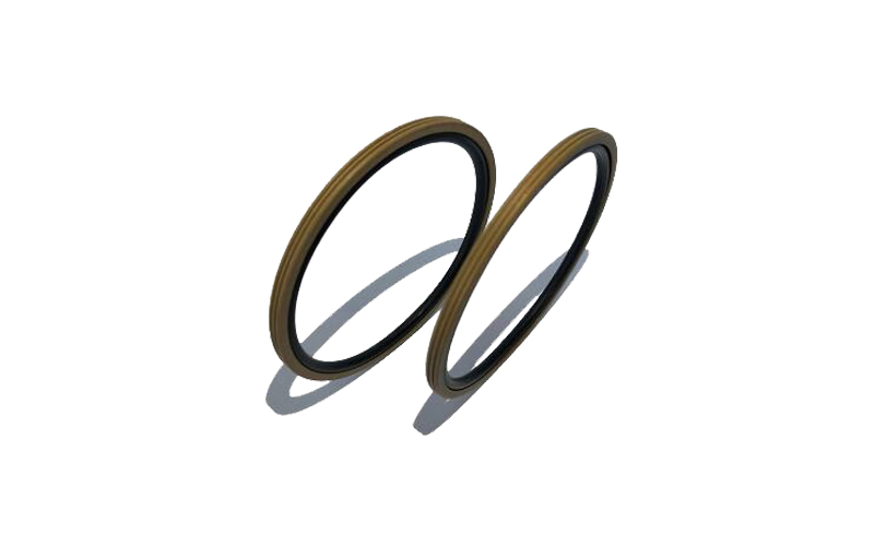 PTFE spring energized rotating seal