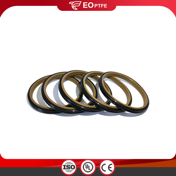 Double Lips Wiper PTFE Bronze PT1 Seal