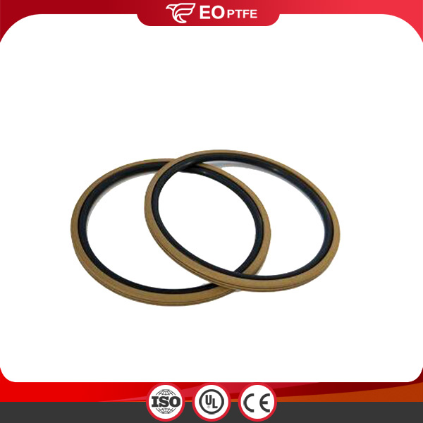 Excavator Double Acting PTFE Seal