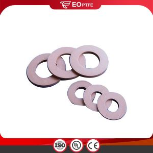 Filled with Glass Fiber Bronze PTFE Gaskets