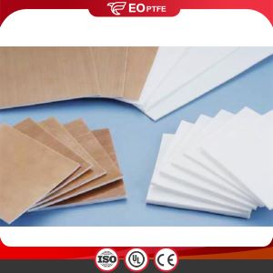 One Sides Sodium Etched PTFE Sheet