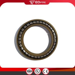Resistance to Pressure Spring Energized Seal