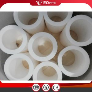 Virgin Materials Plastic PTFE Tubes