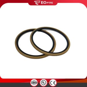 Wear-resistant Hydraulic Piston PTFE Seal